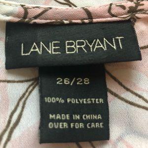 Lane Bryant Tops - Lane Bryant Long Sleeve Womens Blouse 26/28